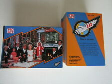Pro Set 1992 ~ Thunderbirds Trading Cards  Set of 100 (e24)