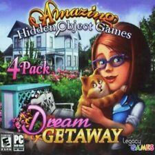 Avanquest Stupefacente Nascosto Object Giochi Sogno Getaway (PC Giochi) Disco