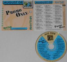 Nelly, Lil Wayne, Mariah Carey, Katy Perry, Rick Ross, LL Cool J - U.S. promo cd