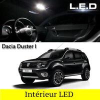 Kit ampoules à LED pour l'éclairage intérieur blanc Dacia Duster 1