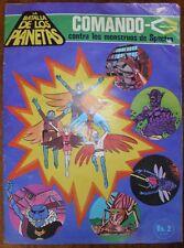 Album cards Battle of The Planets Gatchaman 178 Cards- Comando G