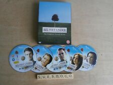 SIX FEET UNDER - COMPLETE SECOND SERIES 2004 - 13 EPISODES IN A 5 DVD BOXED SET
