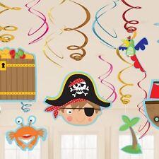 Partydekoration aus Folie für Geburtstage, Kinder