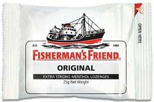 Fisherman's Friend Blackcurrant Sugar 12 X 25g