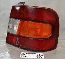 1992-1993 Hyundai Elantra Right Pass Genuine OEM tail light 04 7A2