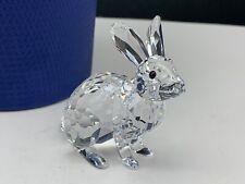 Swarovski Figurine 5266232 Rabbit 5,1 Cm. Neuware