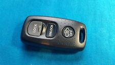 MAZDA 3  KEY FOB REMOTE 3 BUTTON CODE ON THE BACK OF THE CASE 41804