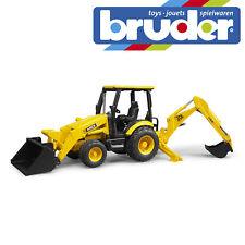 Bruder JCB MIDI CX Backhoe Loader Construction Digger Toy Kids Model Scale 1:16