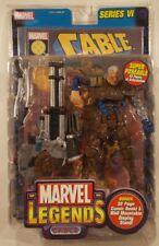 Marvel Legends Toybiz Series 6 - X-Force Cable Brown Variant X-Men Deadpool MISP