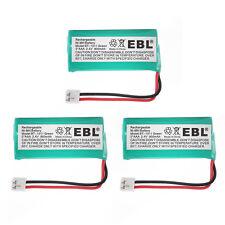 3Pack 2.4v 900mAh Home Phone Battery for VTECH 89-1326-00-00 IP8300 DECT 6.0