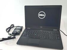 "Dell Precision 3510 15.6"" Laptop i7-6820HQ 128GB SSD 8GB RAM No OS **"