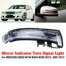 Left Side Mirror Indicator Turn Signal Light For Mercedes Benz W204 W212 W164