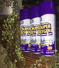 4X Foaming Super Oxygen Bathroom Cleaner