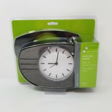 Style Selections Wireless Doorbell 0827850 Clock Face Plate Ding Dong