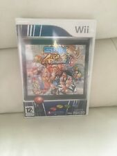 SNK Arcade Classics Vol 1 Nintendo Wii brand new still sealed Boxed Complete