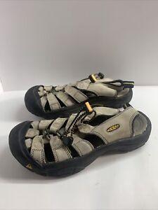 Keen Commuter Women Sport Sandals US 7 Waterproof Sling Back Laces Hiking Shoes