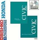 2003 2004 2005 Honda Civic Hybrid Service Repair Manual CD w/ 03-05 ETM manual