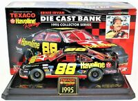 Ernie Irvan 1996 Collectors Die Cast Bank 1:24 Scale Texaco Havoline Car Ltd Ed