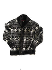 Boys M&S Winter Cardigan Age 7-8