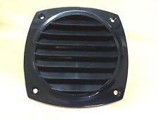 Lüftungsgitter / Lüftungsrosette / Kunststoff / 125 x 125 mm / Boot / Wohnmobil