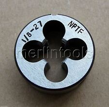 1/8-27 NPTF Right hand Pipe Die