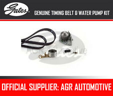 GATES TIMING BELT AND WATER PUMP KIT FOR MG MGF 1.8 I VVC 146 BHP 1995-02