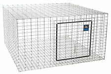 """(4) PACK PET LODGE 24""""X24"""" WIRE RABBIT CAGES FOR MEAT / PET BUNNY INDOOR OUTDOOR"""