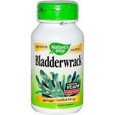 Bladderwrack - 100 - 580mg Vcaps by Nature's Way - Natural Iron & Iodine Source