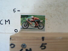 STICKER,DECAL HAROLD BARTOL YAMAHA TZ 500 NO 19 RACER ALBUM CARD VANDERHOUT 4