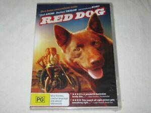 Red Dog - Josh Lucas - Brand New & Sealed - Region 4 - DVD
