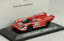 1970 porsche 917 K 24h Le Mans winner # 23 red rouge musée 1:43 Map