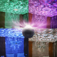 LED Galaxy Projector Starry Night Lamp Star Sky Projection Light Creativity Gift