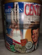 The American Century Tin Music Box - America The Beautiful