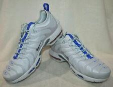 Details about Nike Air Max Plus TN Ultra Platinum Grey Racer Blue AR4234 001 Men's Size 8 13