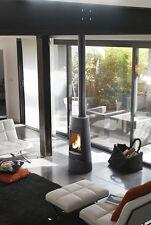 KAMINOFEN INVICTA  ARATOS für moderne Wohnkultur,futuristisch schön und zeitlos