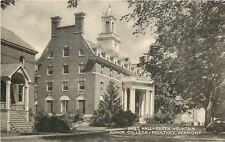 Poultney Vermont~Ames Hall-Green MountainJunior College~1920s Postcard
