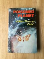 Poisoned Planet - William Thomas Webb - First Edition 1978 - Hardback Book - 1st