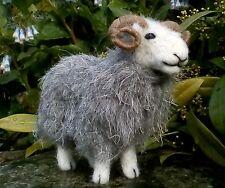 Herdwick British Rare Breeds sheep  needle felt kit