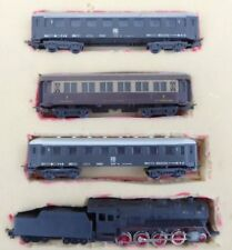 Lima Train Pack With Steam Locomotive E 680 Br 49 064 FS Used,Used, Function Ok