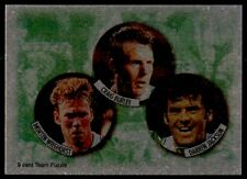 Futera Celtic Fans' Selection 1997-1998 (Chrome) Wieghorst/Burley/Jackson #4