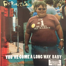 FAT BOY SLIM You've Come A Long Way, Baby CD Brand New And Sealed