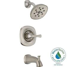 Delta T14492-Ss Addison Tub & Shower Trim Only 14 Series (Valve Not Included)