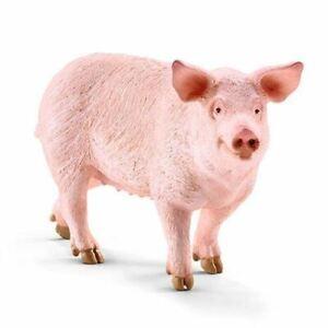Schleich Pig Farm World Realistic Collectible Figure