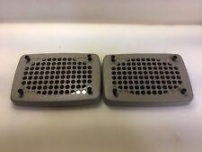 Rear Speaker Covers *Refurbished* Grilles GRAY BEIGE BMW E12 E21 E232 E24 E28