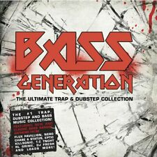 Bass Generation - The Ultimate Trap and Dubstep Collection [CD]