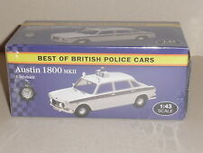 Best of British Voitures de Police, AUSTIN 1800 MK2 POLICE Vanguard Castings JA07