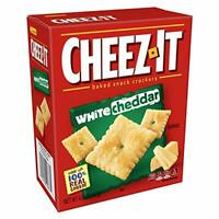 Kelloggs Keebler Cheez-It White Cheddar, 4.50-Ounce (Pack of 12)