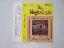 HET MAGIC COMBO - AUDIO-cassette