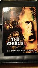 The Shield, The Complete First Season, 4-disc set