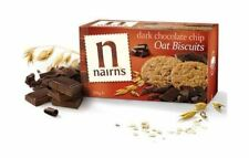 Nairn'S Oatcakes Dark Chocolate Chip Oat Biscuit 200g